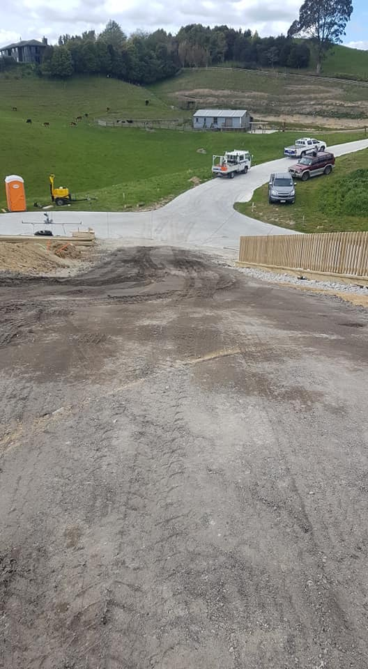 Earthworks contractor services Hickey Contracting Rotorua and Bay of Plenty